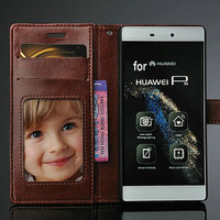Book Style Phone Case for Huawei Ascend P8,Fancy Leather Case for Huawei Ascend P8