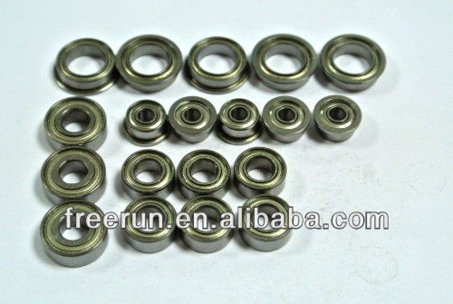 High Precision SCHULTER ROBBE EOLO SPIRIT PRO steel Bearing Kits
