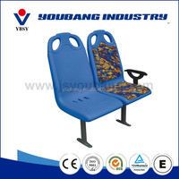 After-sales Service Provided Plastic city bus seat with CCC and ISO standard