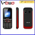 Cheapest 2g bar mobile phone 1.77 inch 2G bar phone factory wholesale