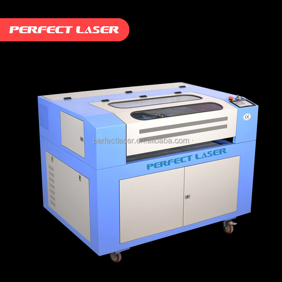 50w co2 l laser cutting machine desktop small laser cutter for wood