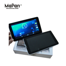 Mapan laptop computer 7 inch , Mini laptop MX710B 3G Quad core Tablet android 6.0 GSM mobile phone
