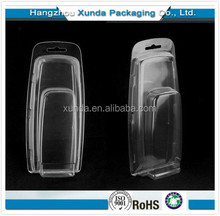 Plastic Blister Card Packaging With Hang Hole