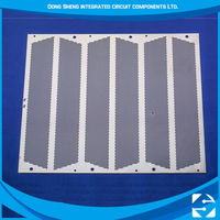 Best Supplier New model Durable Etching speaker grill cloth