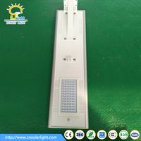 Solar street light all in one waterproof outdoor 70w