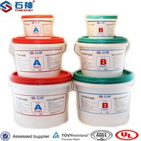 Best quality construction good flexibility epoxy adhesive ab glue with factory price