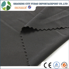 Shaoxing Fudao hot sale products fake cupro polyester modal single jersey knit fabric