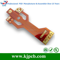 Quick turn around SMD led circuit board fabricate flex board prototype printed circuit board assembly
