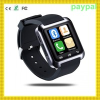CE ROHS fashion android jav watch phone