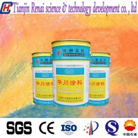 thick coating epoxy liquid glass flake anticorrosive paint