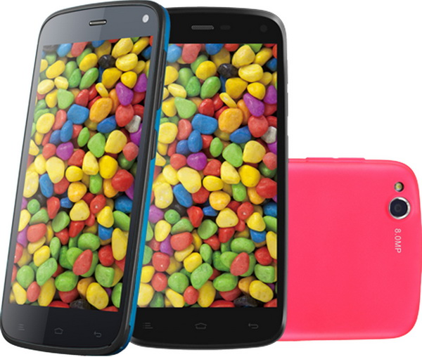5 inch mobile phone with WIFI GPS GPRS and 8 Mega pixel Camera Available