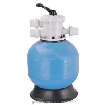 Hot sale stainless steel side mount sand filter for swimming pool