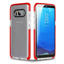 For Samsung Galaxy S8 TPU case waterproof, for Samsung S8 case waterproof cell phone mobile covers