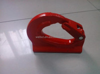 G80 Weld On Anchor Hooks and Weld on hook from rigging and lifting company