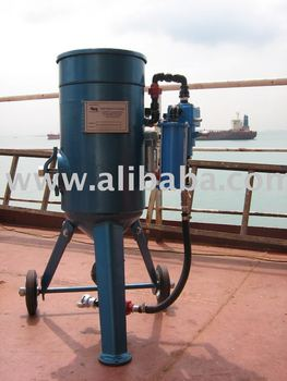 Wet Abrasives Blasting Machine