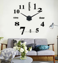Max3 Original brand factory large size antique wall mounted clock big clock