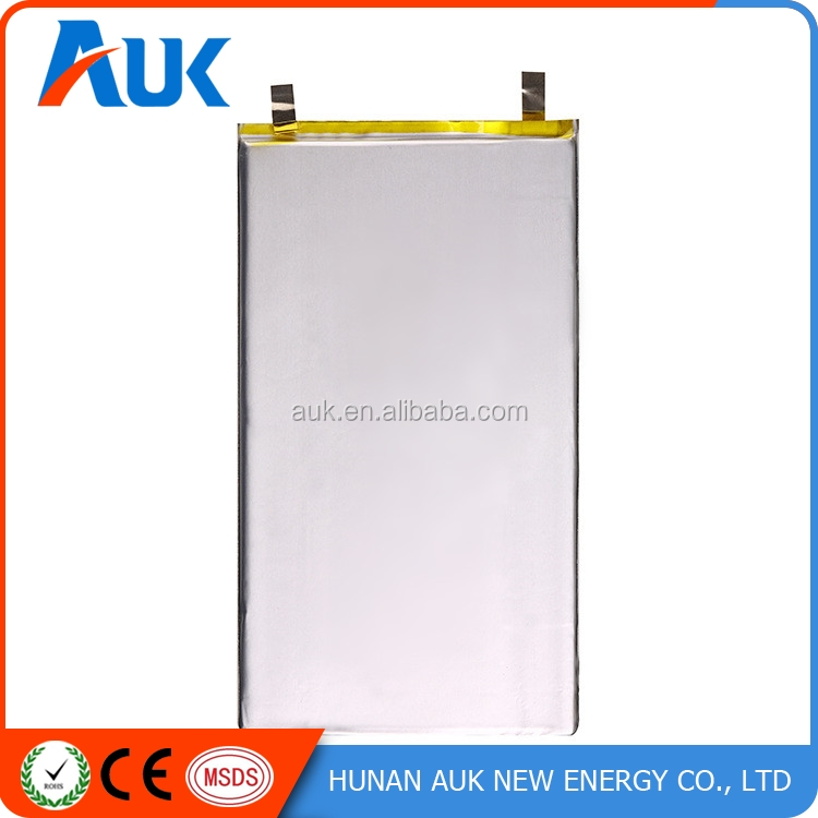 Low Self Discharge 3.7V 7000mah Li-polymer Battery With Light Weight