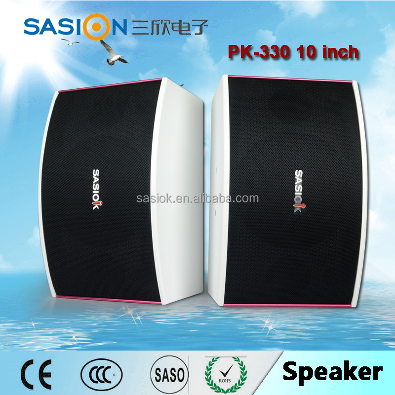 10 inch sub-woofer stage ktv conference passive power china bass professional speaker