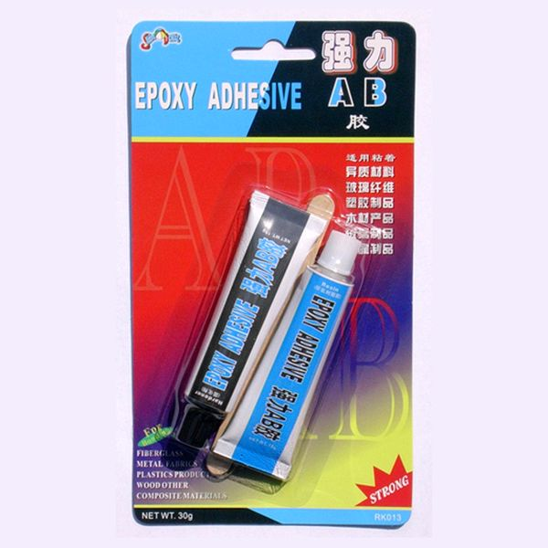 Contract packaging AB two part epoxy adhesives