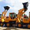 good price laigong wheel loader ZL18 for sale