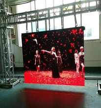 P4 HD Indoor Rental Led Video Wall P4mm Pixel Pitch Led Display Screen