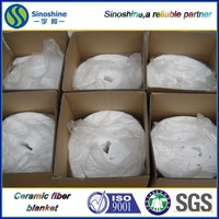 refractory ceramic fiber blankets with thickness 50mm