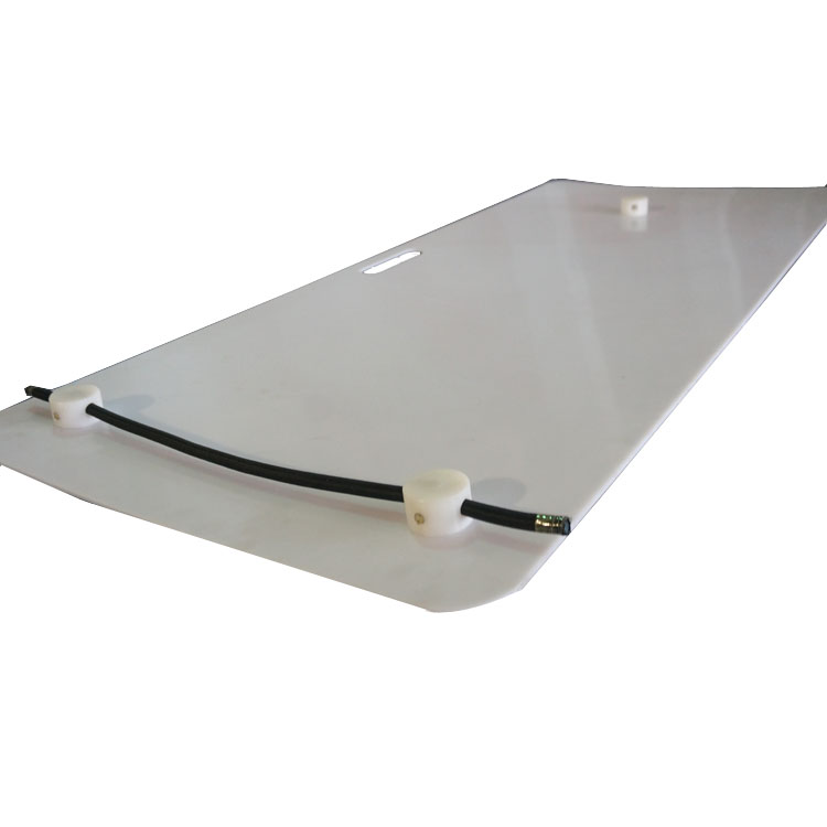 hdpe hockey shooting pad in plastic sheet