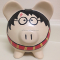 Create Cute glasses pig with hair vinyl toys/custom make plastic collectible vinyl toy/designer PVC vinyl toys manufacturers