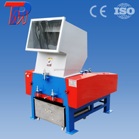 Guangzhou manufacturing flat blade single shaft plastic material shredder