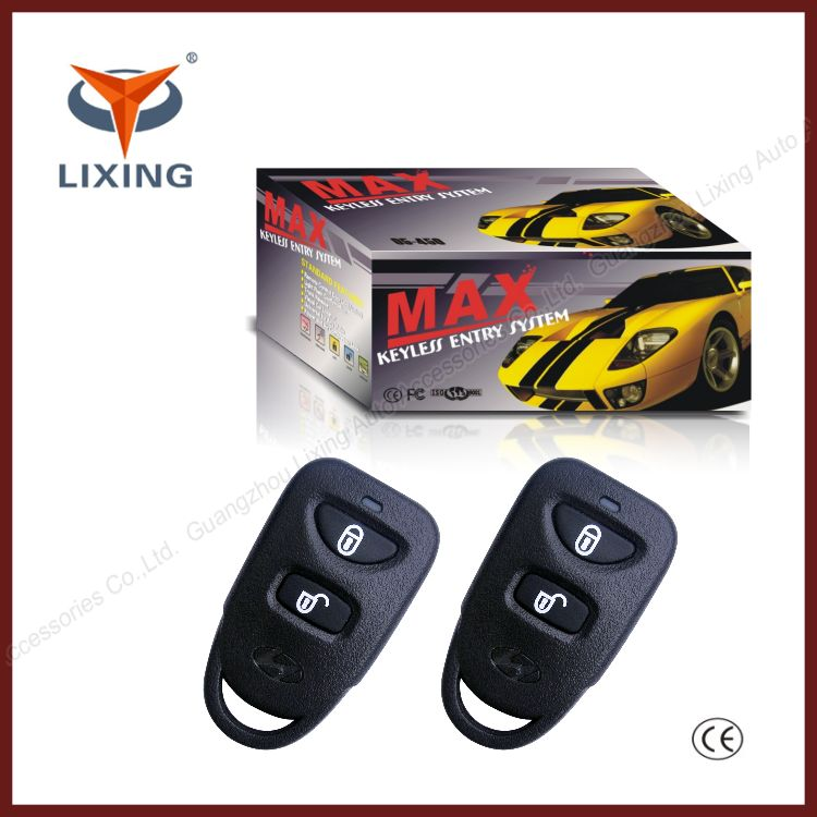 remote control keyless car alarm entry system