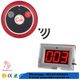 2018 wireless call button with LED restaurant ordering system board