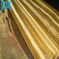 180 Mesh Brass Screen Fabric 0.05mm Wire Dia.1.0m Wide