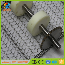 high speed Chain Types electronic automatic conveyor system for heating furnace