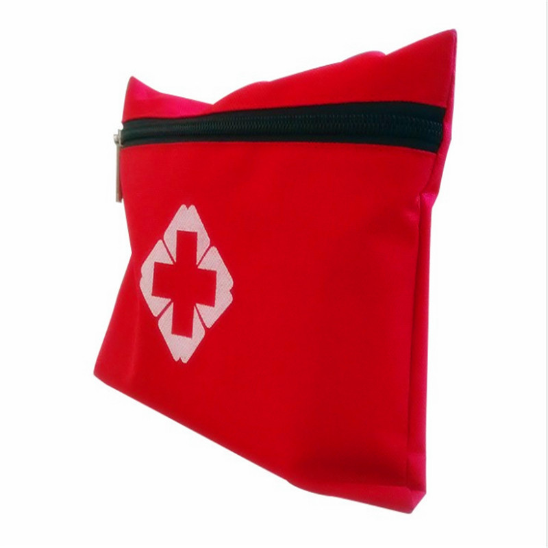 Promo wholesale Waterproof Travel mini first aid kits empty bags