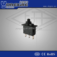 IP65 30A 12V DC Europe type momentary t85 push button switch