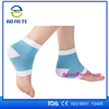 2016 New Products SPA heel socks foot and leg spa detox foot spa heel moistured gel socks health care product for foot care