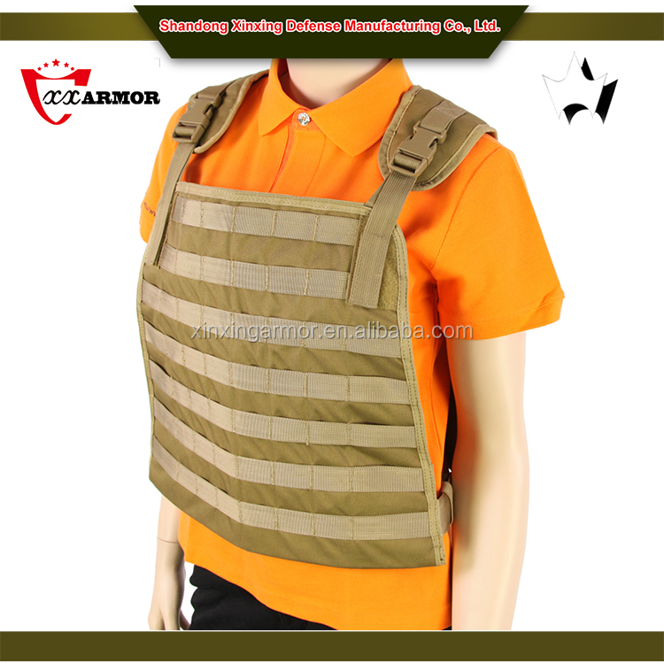 China wholesale ISO 9001:2008 body armor vest carrier