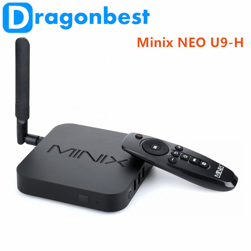 Minix NEO U9-H S912 2G 16G smart tv dongle With Long-term Service Android 6.0 TV Box
