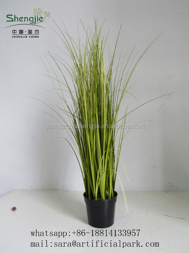 High imination groden onion grass,decorative artificial onion grass