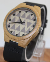 The best promotion gift bamboo watch , japan movt quartz wood watch,nature bamboo watch