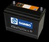 lead acid car battery;12v 80ah car battery