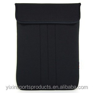 "Manufactory Supplier Black Neoprene/Cotton 17"" 17.3"" inch Laptop notebook computer case/bag/sleeve"