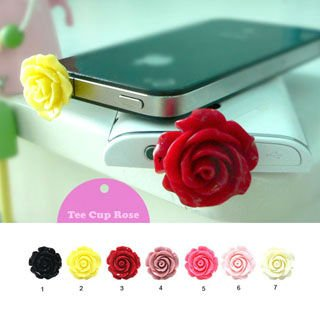 Ear phone cap for phone