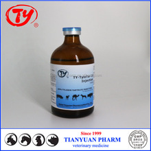 animal antibiotics sale veterinary injectable antibiotics 20% tylosin tartrate injection