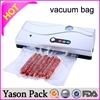 Yason plastic bag for hot food print roll vacuum barrier bags