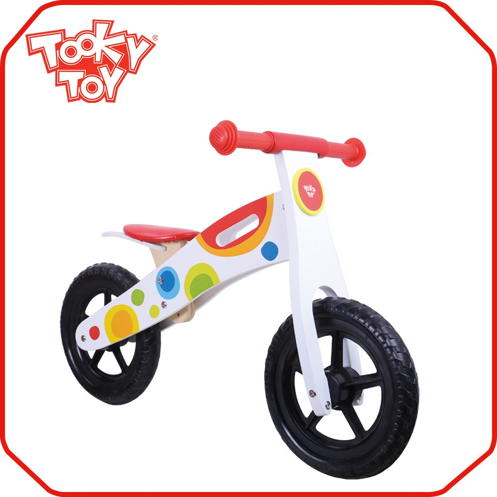 Hot sale cheap high quality aluminum kid mini bicycle balance wood