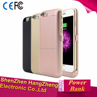 7000mAh Power Bank Case Rechargeable Backup Power Case Cover for mobile phone