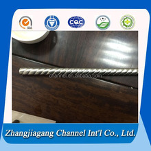 Factory 201 spiral stainless steel tube Seamless lean tube