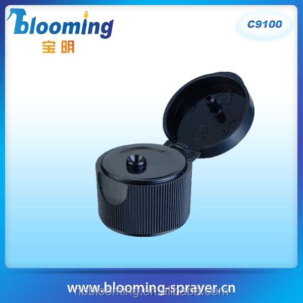 hot sell and good quality plastic jars flip top lids from China