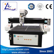 High precision 1212 hobby cnc wood router with vaccum t-slot table